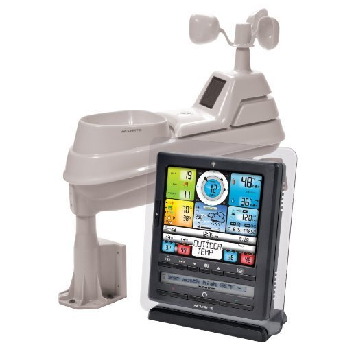 acurite pro weather station with pc connect