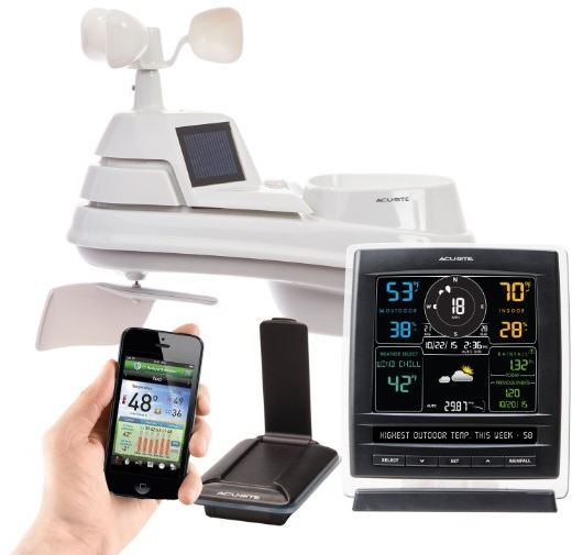 Acurite Professional weather station