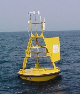 weather station buoy